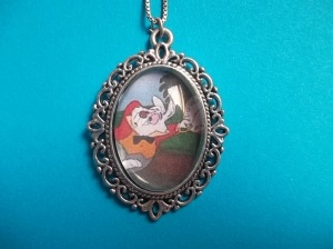 White Rabbit Cameo