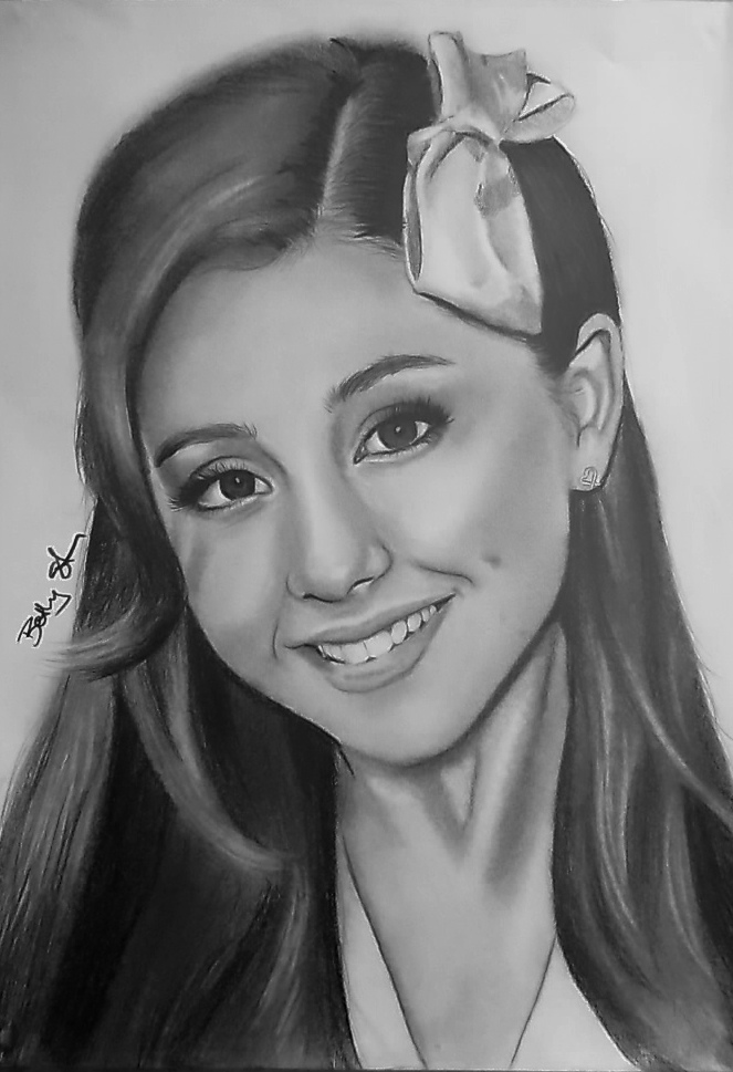 Ariana grande by bee minor d68v67d