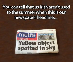 funny-Irish-sky-summer-sun-newspaper
