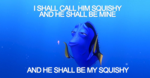 Bff Squishy Tag : Finding Nemo BeeMinor